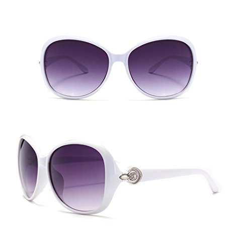 Chakil soleil Femme Lunette de Blanc SrqAESwZx