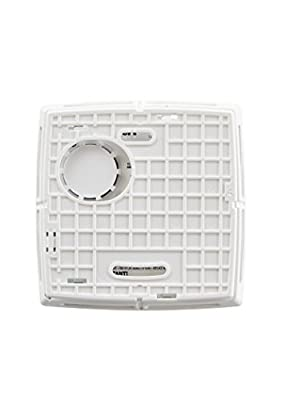 First Alert PC910 10-Year 2 in 1 Photoelectric Smoke Detector with Carbon Monoxide Alarm, White