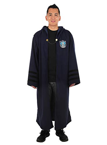 elope Fantastic Beasts: The Crimes of Grindelwald Ravenclaw Adult Robe One Size Blue ()