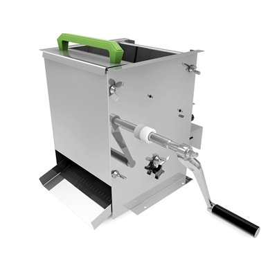 Harvest Fiesta Stainless Steel Apple Crusher, USA Made TSM Products