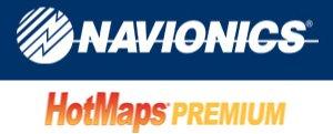 Navionics HotMaps Premium Lake Maps (North/South Dakotas & Nebraska, Micro SD Card) - MSD/PREM-DA