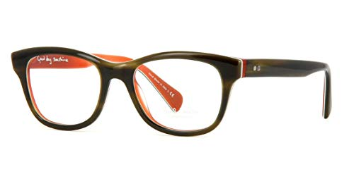 - Paul Smith PM8198-1365 Eyeglasses LINZZI OLIVE TORTOISE/RUST W/DEMO LENS 50mm