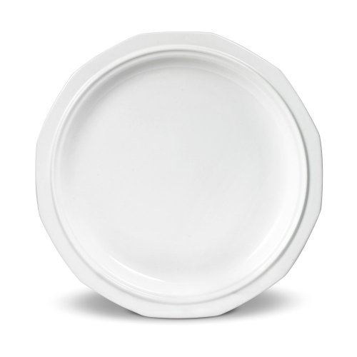 Heritage Luncheon Plate - Pfaltzgraff Heritage Luncheon Plate, 8-1/2-Inch, White