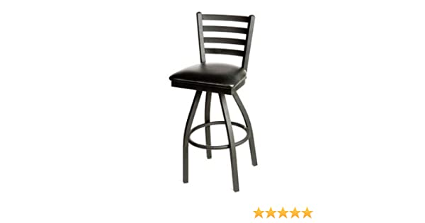 Marvelous Oak Street Swivel Bar Stool Metal Ladder Back Seat To Be Specified Black Sl2301 S Forskolin Free Trial Chair Design Images Forskolin Free Trialorg
