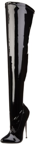 Devious Blk Pat UK EU DAGGER 37 3000 Stretch 4 ZEwqgZr