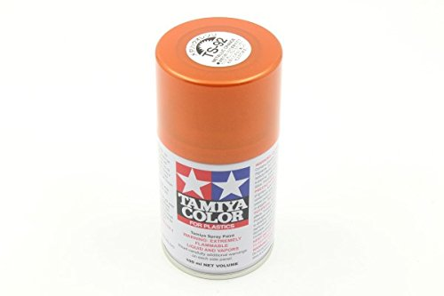 Tamiya TS-92 Metallic Orange, 100 ml Spray Can