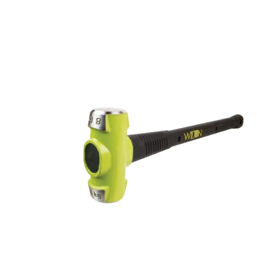 Wilton 20836 8 lb. BASH Sledge Hammer with 36-in Unbreakable Handle ()
