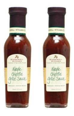 - Stonewall Kitchen Maple Chipotle Grille Sauce, 11 Fluid-Ounces (Pack of 2)