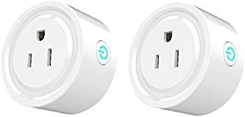 2-Pks TanTan Smart Plug WiFi Enabled Mini Smart Switch