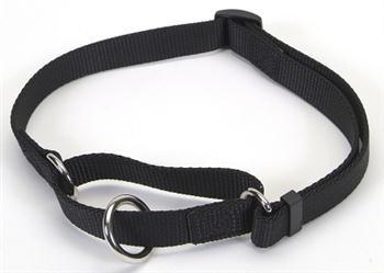 "6407 5/8"" Adjustable Collar 10-14"" Black"