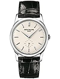 Calatrava Men's 18K White Gold Watch - 5196G-001