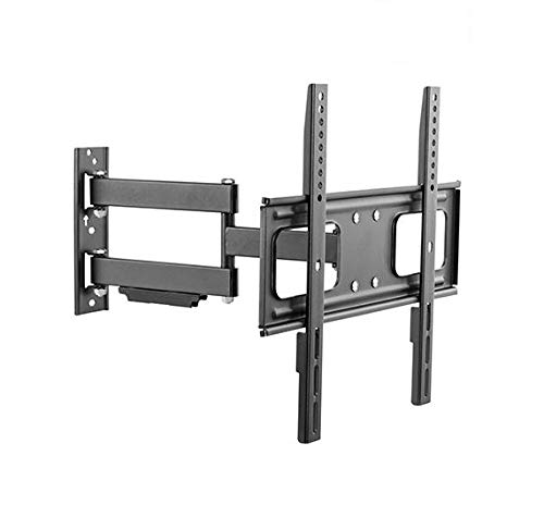 Mount Plus MP-LPA36-443W Outdoor Anti-Theft Full Motion Swivel Weatherproof Tilt TV Wall Mount for Most 32