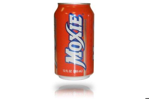Moxie Soda 12 Oz 12 Pack 2/6pks