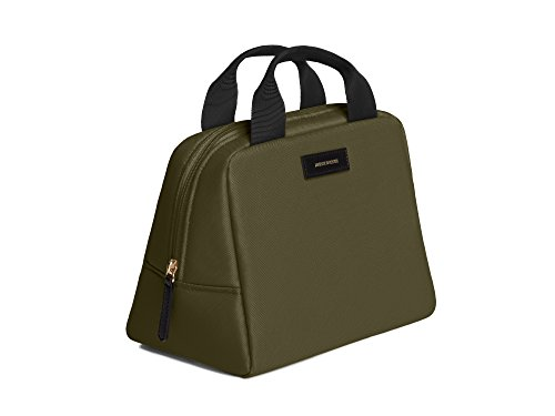 Brighton Green - Archer Brighton Parker Insulated Lunch Bag (Green)