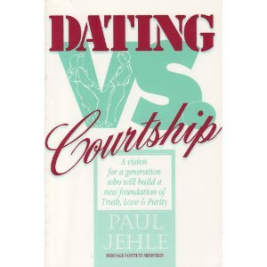 dating versus courtship This is an article by a pastor who does not know all of the truth--but does a good job on a very serious problem with our people--they don't know that dating is wrong.