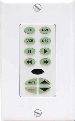- SpeakerCraft MKP-6.1 Master Keypad w/ IR Receiver