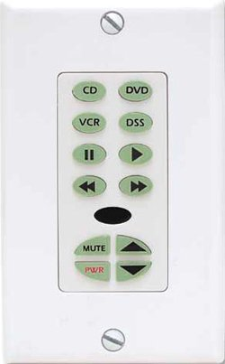 Speakercraft Receivers - SpeakerCraft MKP-6.1 Master Keypad w/ IR Receiver