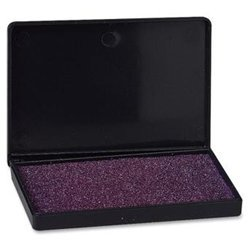 Sanford Stamp Pad - Sanford Micro Cellular Foam Stamp Pad, 2 3/4 x 4 1/4, Violet