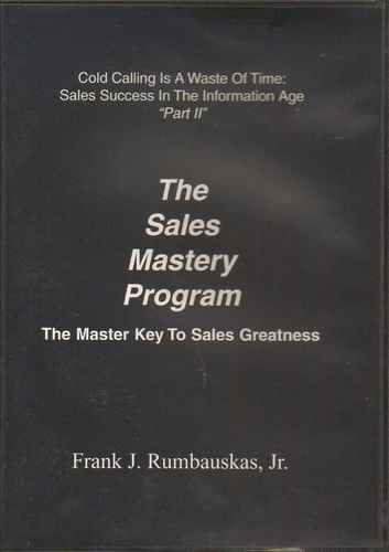 The Sales Mastery Program: The Master Key to Sales Greatness pdf