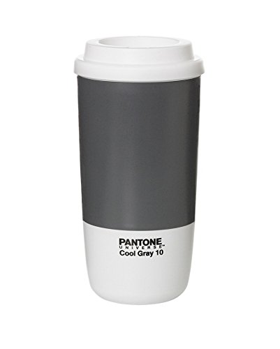 Pantone Universe Cool Gray Insulated Thermo Travel Cup with Lid 13.5 oz.