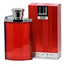 Desire Red Alfred Dunhill 3.4 EDT Cologne Spray Men by Alfred Dunhill