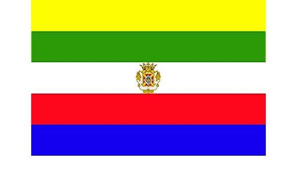 magFlags Bandera Large Linares, Andalucía España | Bandera Paisaje | 1.35m² | 90x150cm: Amazon.es: Jardín