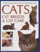 Ultimate Encyclopedia of Cats, Cat Breeds and Cat Care by JG Press