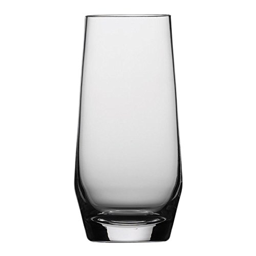 Schott Zwiesel Tritan Crystal Glass Pure Barware Collection Tumbler Cocktail Glass, 12.1-Ounce, Set of 6