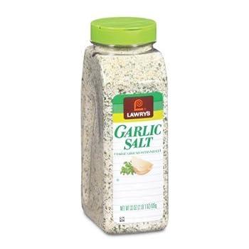 Lawry's Garlic Salt - 33oz (4 Pack)