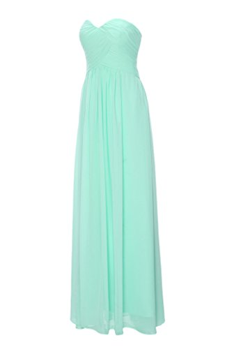 Cross Women's Prom Criss Pleated Cosya Dress Mint Sweetheart xFCT1Cwq