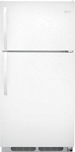 Frigidaire FFHT1514QW Top Freezer Refrigerator White
