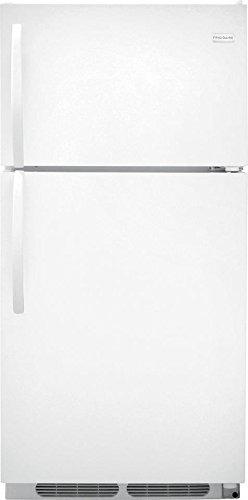 Frigidaire FFHT1514QW Top Freezer Refrigerator White product image