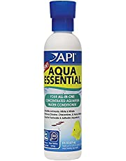 API Aqua Essential Water Conditioner, All-in-One Highly Concentrated Aquarium Formula, Instantly Removes Chlorines, Chloramines, Ammonia, Nitrites, Nitrates and Neutralizes Heavy Metal