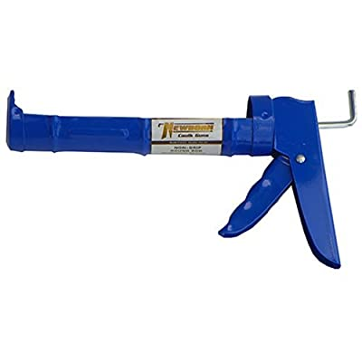Newborn DC012 Precision Seal Non-Drip Caulking Gun from Jensen