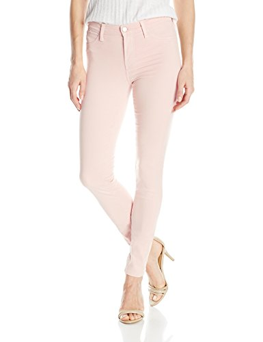 J Brand Jeans Women's 485 Mid Rise Skinny Pant, Peach Whip 25 from J Brand Jeans