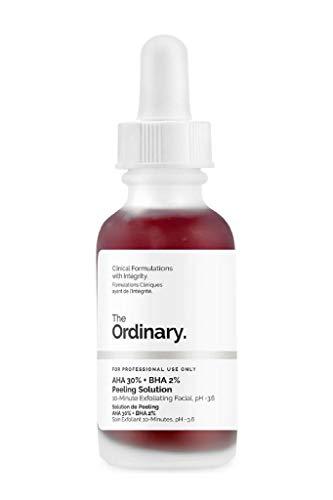 The Ordinary Peeling Solution 30ml AHA 30% + BHA 2%