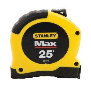 25' x 1-1/8 Max Tape