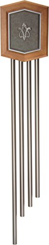 Craftmade C4-PW Decorative 4 Tube Long Chime,