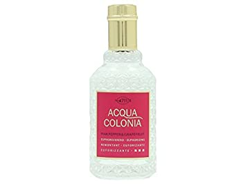 4711 Acqua Colonia Pink Pepper and Grapefruit Eau de Cologne Spray for Unisex 50 ml by