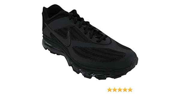 newest collection 97ecd c6de8 Amazon.com   Nike Air Max Ultra 365 Mens Running Shoes  454346-004   Black Black-Black-Black Mens Shoes 454346-004-11   Shoes