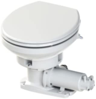 Saniflo 078 Sanmarin Sanimarin 12 Volts Maxlite Ultra Light Automatic Marine Rv Toilet 13 5 X 16 5 X 13 5 White Amazon Com