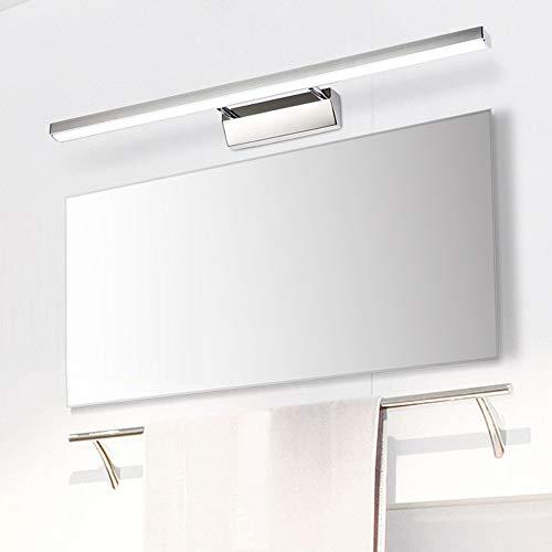 BAGZY LED Lámpara de baño Tocador de 7W 400mm Luz de Espejo Baño Maquillaje ligero del Gabinete Iluminación de Aplique…