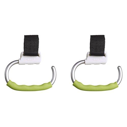 OXO Handy Stroller Hook Green