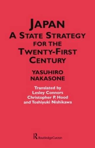 Japan - A State Strategy for the Twenty-First Century