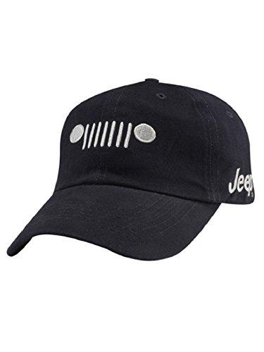 Jeep Grill Cotton Twill Cap...