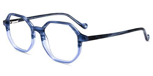 Firmoo Blue Light Blocking Glasses, Blue Light Glasses Filter - Anti Eye Strain,Fatigue from Digital Gear Eyewear Frame for Women ()