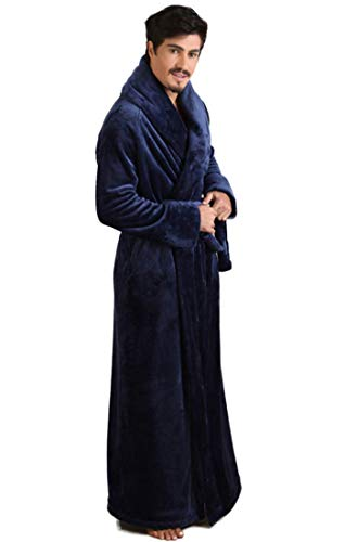 Accappatoio Blu Accappatoio Navy Shinegown Uomo Uomo Navy Blu Shinegown Shinegown Px6OOF