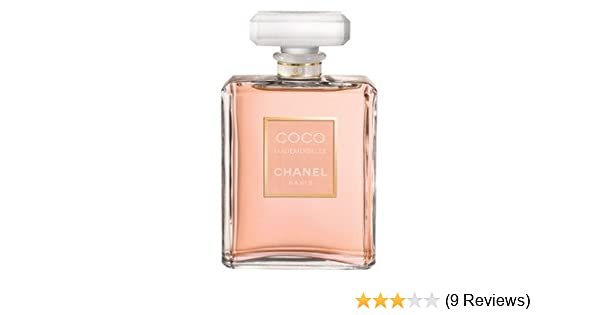 21ecb77faa9 Amazon.com  C H AN LE COCO MADEMOISELLE EAU DE PARFUM SPRAY3.4  Beauty