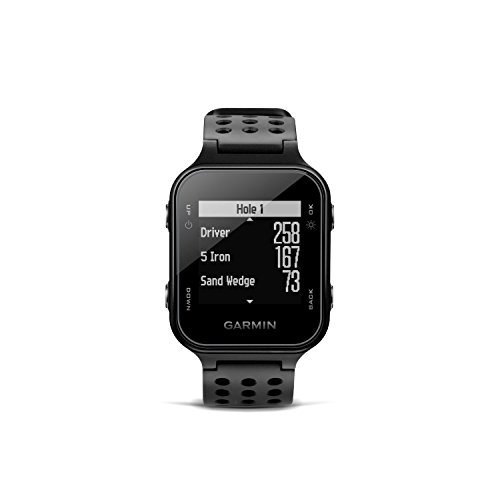 Garmin Approach S20 (Black) Golf GPS Watch with PlayBetter USB Car Charge Adapter | Activity Tracker, Smart Notifications & 40,000+ Worldwide Courses by PlayBetter (Image #2)