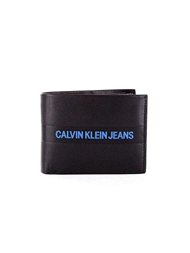 Calvin Klein JEANS K40K400411 LOGO STRIPE MONEDEROS Hombre Black